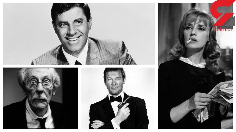 تمام چهرههای مشهوری که در سال 2017 فوت شدند