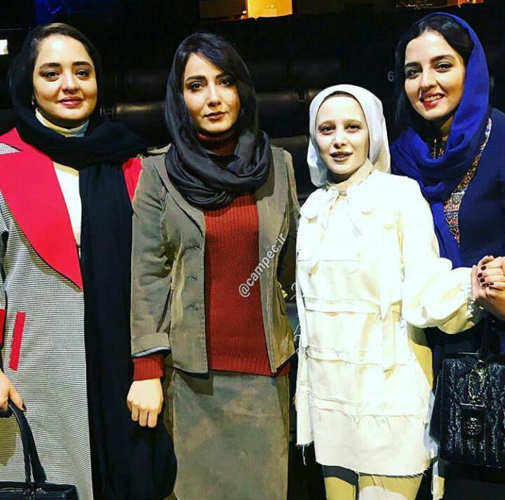 چهره بی روح بازیگر زن مشهور/عکس