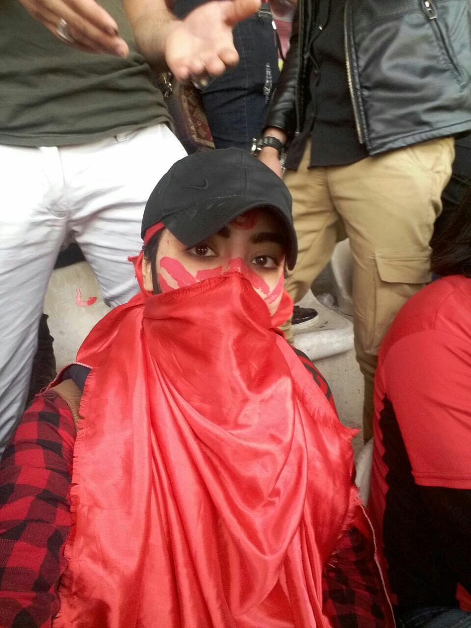 صحبتهای ممنوعه دختری که طعم حضور در استادیوم را چشید: نه منقلب شدم و نه اضطراب گرفتم!+عکس