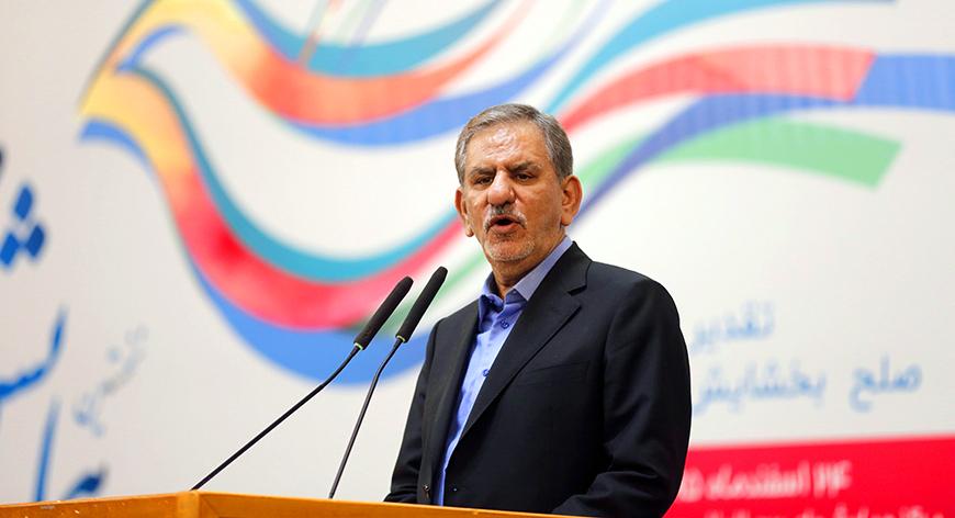 هشدار جهانگیری درباره اعتراضهای مشهد: در پشت پرده مسائل دیگری مطرح است