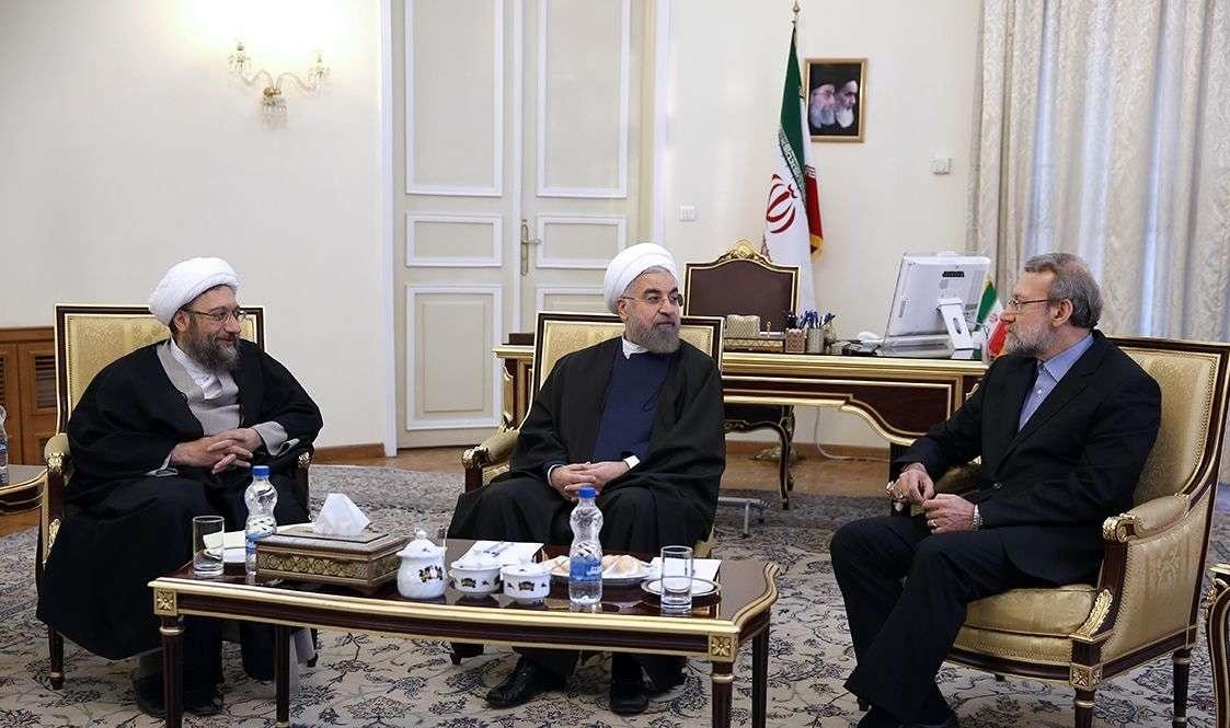 نشست سران سه قوه لغو شد/ جلسه فوقالعاده دولت برگزار میشود