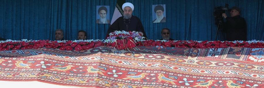 روحانی: بدون انتقاد و رای مردم نمیتوانیم مسیر پیشرفت را بپیماییم/کجا از ایران امنتر است
