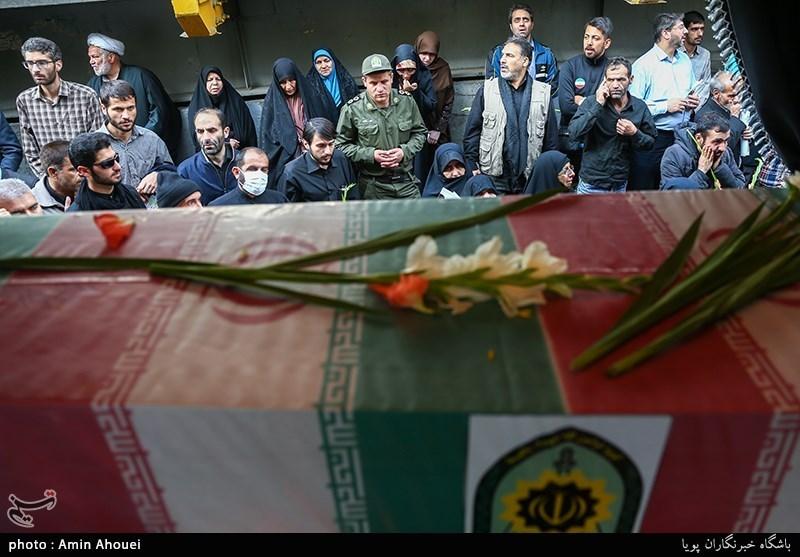 شهادت مرزبان تایبادی در مرز میرجاوه+عکس
