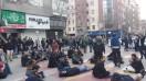 تجمع دراویش گنابادی و درگیری شدید بین پلیس و تجمعکنندگان/شهادت سه مأمور/دستگیری تعدادی از دراویش