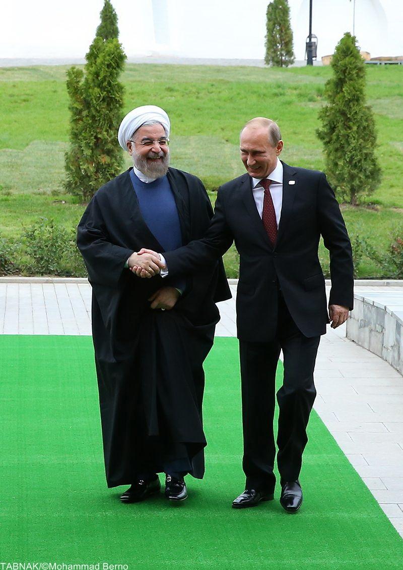 تعمیق روابط ایران و روسیه علیه آمریکا/نیویورکر: پوتین میخواهد ایران را از غرب دورتر کند