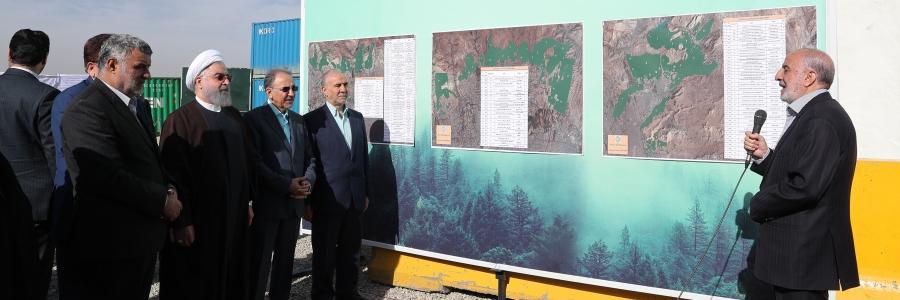 رئیسجمهور: بیابانزایی یک خطر برای کشور است/دعوت از مردم برای مشارکت در طرح درختکاری و حفاظت از محیط زیست