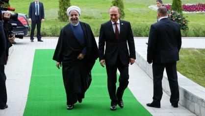 تعمیق روابط ایران و روسیه علیه آمریکا/نیویورکر: پوتین می خواهد ایران را از غرب دورتر کند
