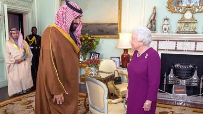 سفر جنجالی محمد بن سلمان به انگلیس و معامله اروپا و عربستان/ایندیپندنت خطاب به ولیعهد سعودی: به سرنوشت صدام و قذافی نگاه کن