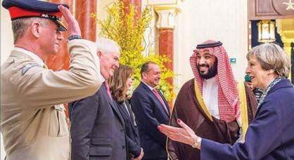 گاردین:یمن به ویتنام سعودیها تبدیل شده/بریتانیا باید درباره اقدامات عربستان احساس شرمساری کند