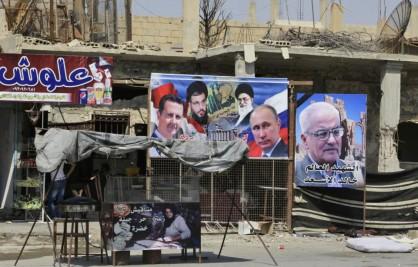 پیشروی محور ایران و روسیه در خاورمیانه/نیوزویک: ناتو از سرمایه گذاری تهران و مسکو در بازسازی سوریه نگران است