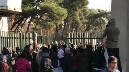 بازجویی دانشجویان بازداشتی دانشگاه تهران در مراحل پایانی/احتمال آزادی آنها تا اوایل هفته آینده