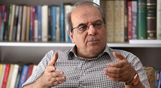 عباس عبدی: ادعاهای احمدینژاد در باره سقوط نظام، برگرفته از حرفهای عبدالقادر هندی است!