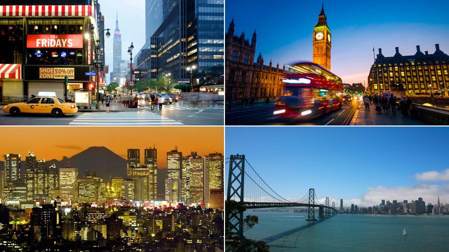 با ۱۵ ثروتمندترین شهرهای جهان آشنا شوید