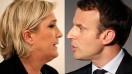 انتخابات فرانسه؛ ماکرون و لوپن به دور دوم راه پیدا کردند