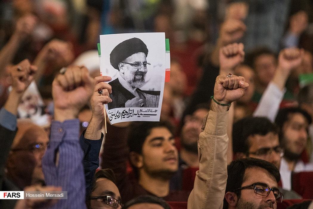 در جمع هواداران رئیسی چهمیگذرد؟/از تهدید روحانی تا دارهای اعدام+تصاویر