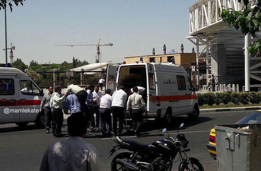 فوری/ تیراندازی در مجلس و حرم /8 نفر مجروح شدند/ شهادت یک نفر