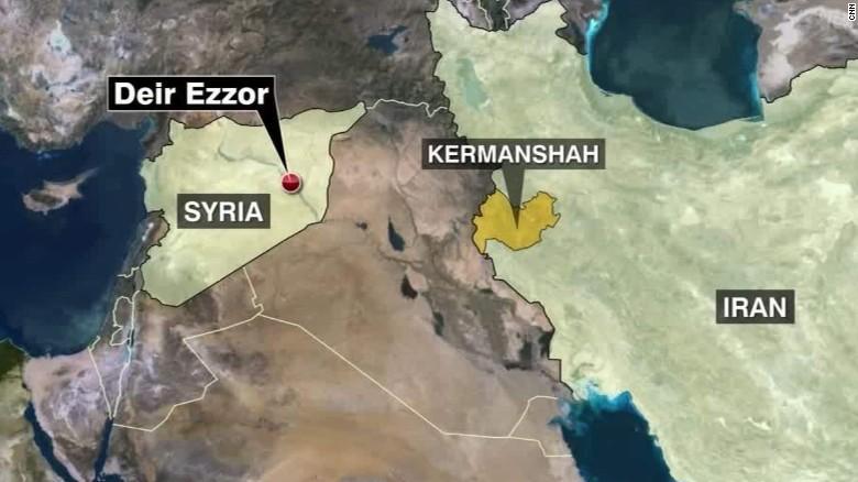 از ساقط شدن هواپیمای ارتش سوریه تا حمله سپاه به داعش/تشدید جنگسوریه؟