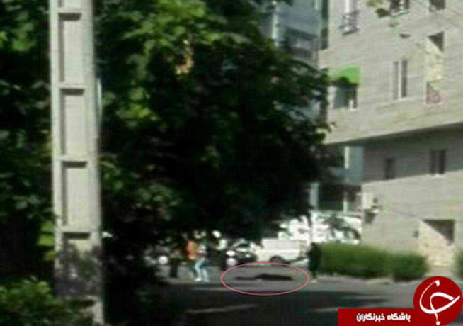 خودکشی دختر 18 ساله با پرش از ساختمان ۵ طبقه