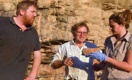 کشف جدید در مورد تاریخ ورود انسان به استرالیا+تصاویر