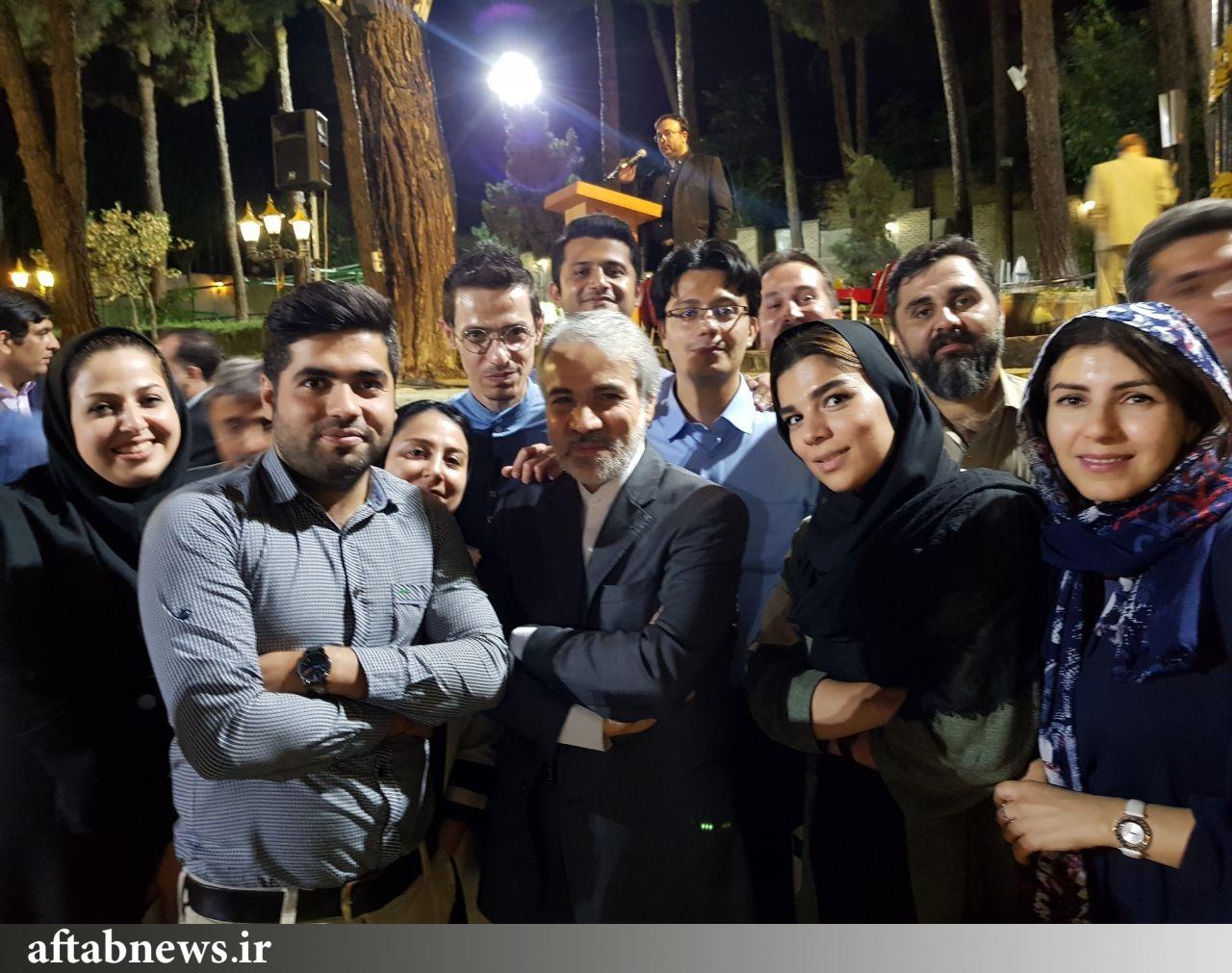 تصاویر / دیدار نوبخت با خبرنگاران در روز خبرنگار