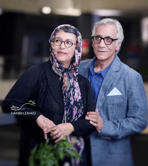 عکسی تازه از زوج هنرمند سینما