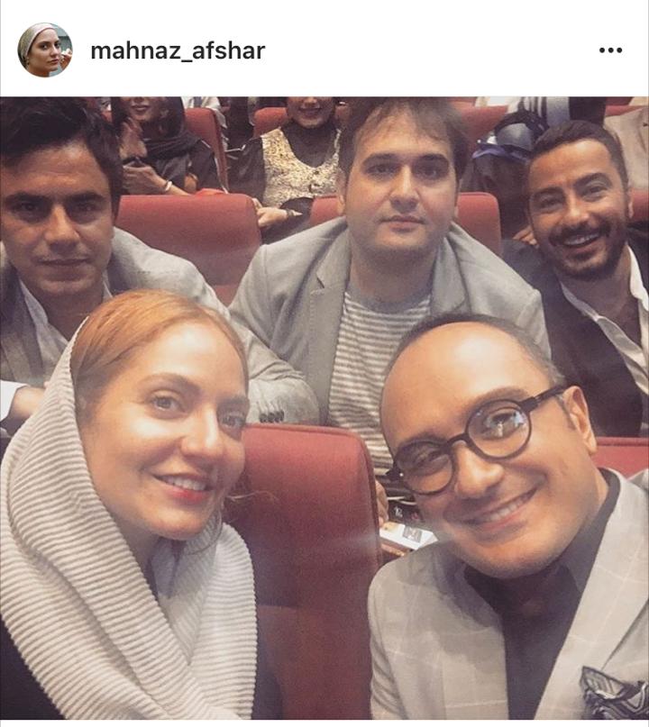 جشن حافظ در کنار رفقا /تصاویر