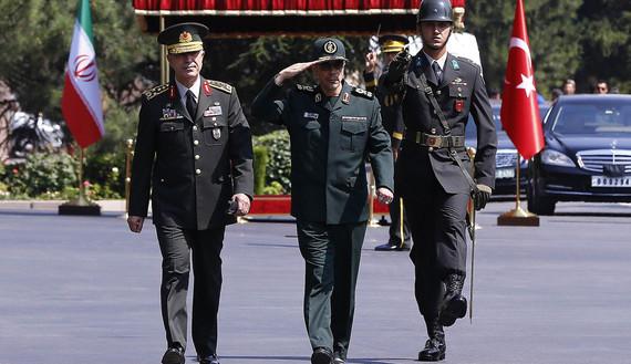 ترکیه به ایران نزدیک و از ناتو دور میشود/روزنامه استار: این بازی خطرناک است