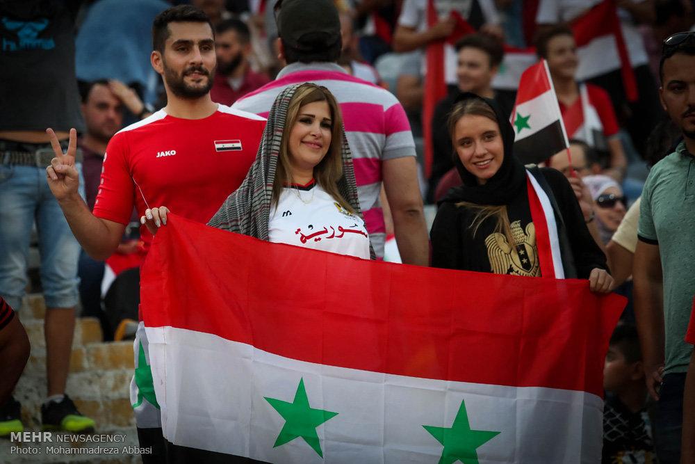 نتیجه تصویری برای واكنش فدراسيون سوريه به خبر برخورد ايران با زنان بي حجاب
