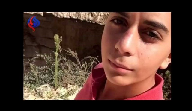 داعش نوجوان سوری را به اتهام نشر اخبار اعدام کرد+عکس