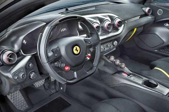 وحشیترین خودروی جهان زیر پای رونالدو/ تصاویر