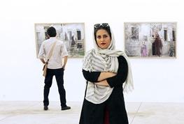 وقتی هنرمند زن در ویرانهها سفر میکند/ روایت تهمینه منزوی از خاطرات کودکیاش تا سفر به افغانستان