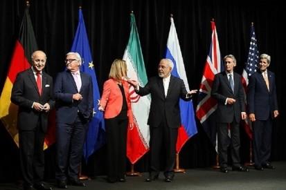 بالتیمور سان: ترامپ نمی تواند از برجام کناره گیری کند/ ایریش تایمز: ترامپ وارد قمار هسته ای خطرناکی با ایران شده است