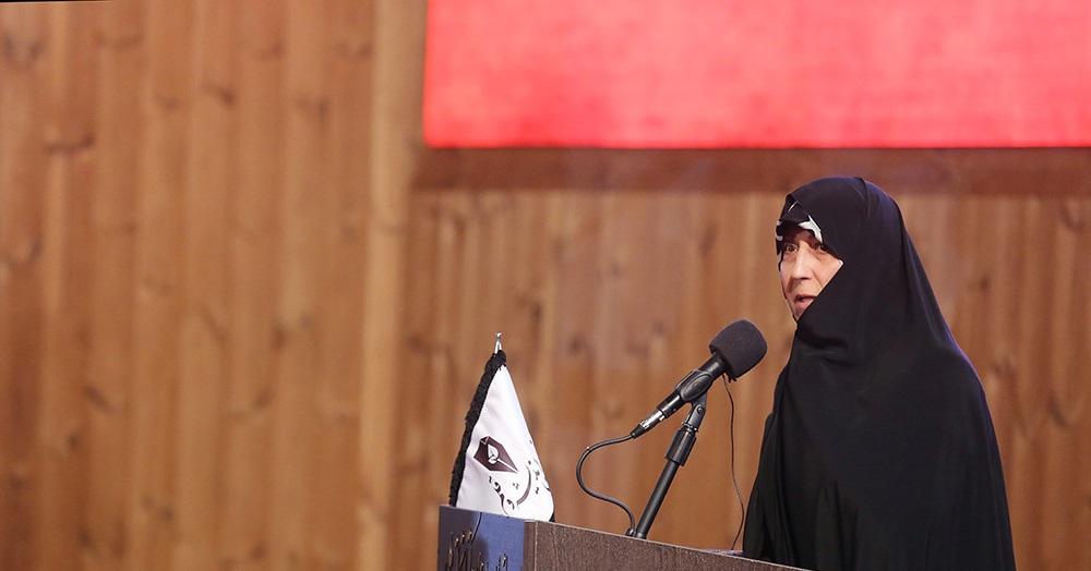 واکنش فاطمه هاشمی به اظهارات یک عضو سپاه: هاشمی فرمانده جنگ نبود، فرمانده صلح بود
