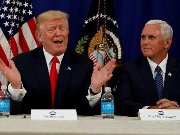 ترامپ خواستار اعمال مجدد تحریمهای هستهای علیه تهران نخواهد شد بخشی از سخنرانی ترامپ درباره ایران لو رفت/نه برجام لغو میشود و نه تحریم تازهای در کار است