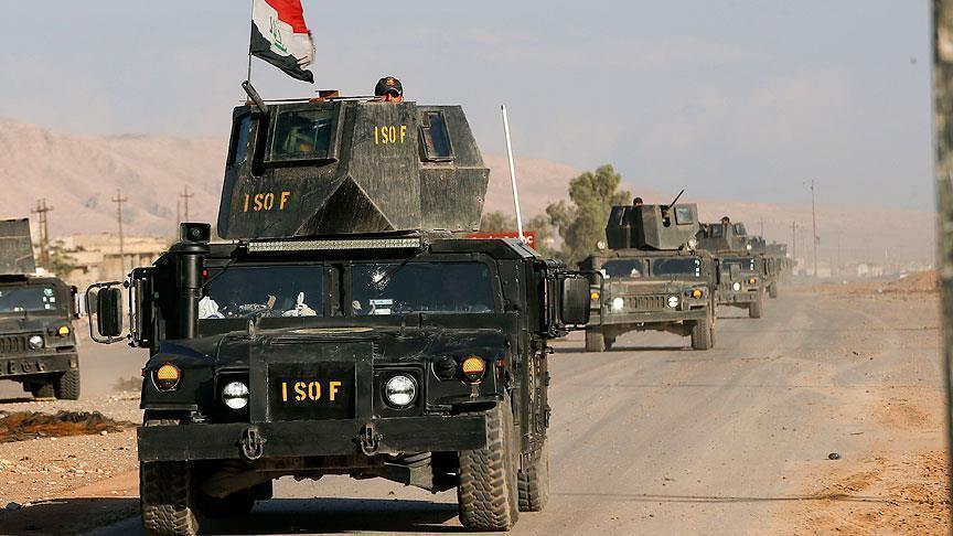 نیروهای عراقی بر بخش بزرگی از کرکوک تسلط یافت اند/استانداری کرکوک: هر کسی سلاح دارد به صحنه بیاید