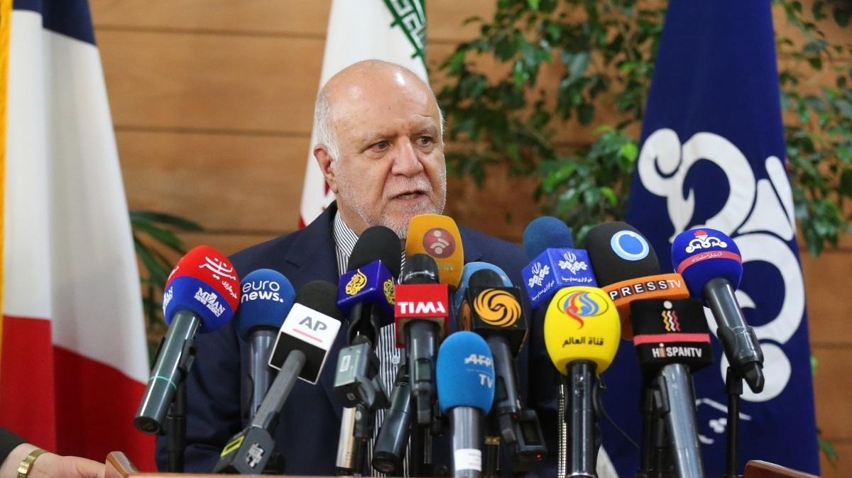 پاسخ وزیرنفت به ناراحتی ترامپ از مشارکت اروپاییها با ایران؛ ما که راه را نبستهایم!