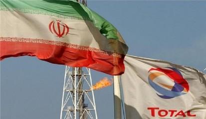 توتال فرانسه: حتی اگر آمریکا تهران را یکجانبه تحریم کند در ایران میمانیم