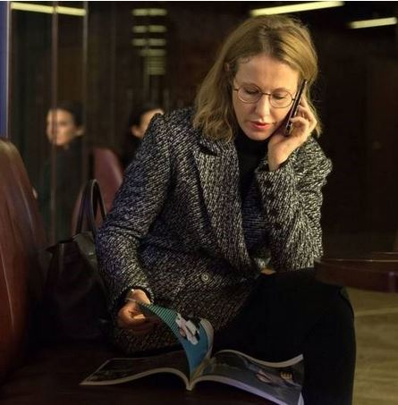 این زن رقیب پوتین میشود! /عکس