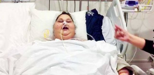 سنگین وزنترین زن جهان درگذشت