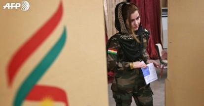 واکنشها به همهپرسی اقلیم کردستان/اردوغان: یک شب ناگهان میآییم!/آمادهباش عراق