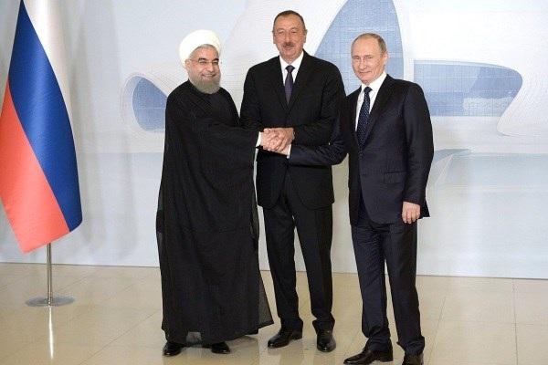 جزئیات سفر روسایجمهوری روسیه و آذربایجان به تهران/دیدار پوتین با رهبری و روحانی