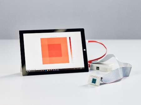 تشخیص سرطان پوست با دستگاهی ساده و ارزانقیمت+عکس