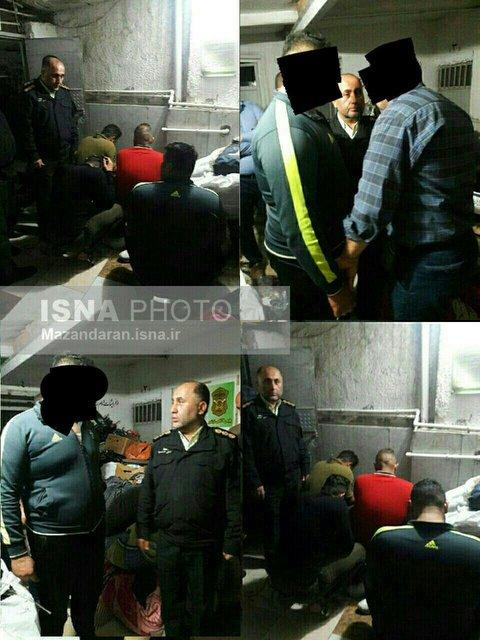 دستگیری عاملین تیراندازی در