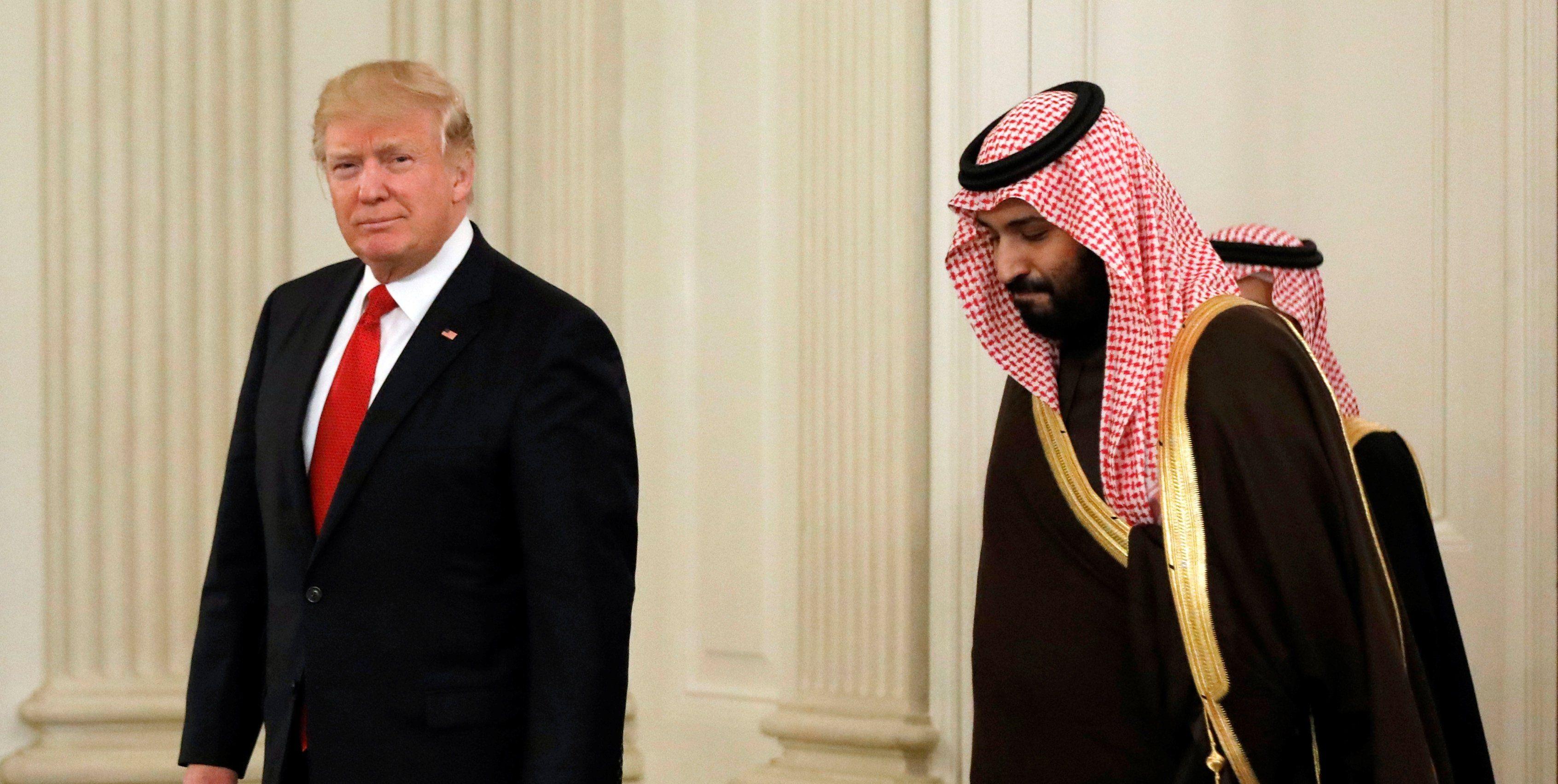 دلایل همگرایی سیاست خارجی مثلث شوم/خطر بیتجربگی شاهزاده بنسلمان و ترامپ برای خاورمیانه/چرا عربستان عصبانی است؟