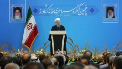 تشکر رییسجمهور در پی پایان داعش و انتقاد شدید از اتحادیه عرب/آرزوی روحانی برای ایران