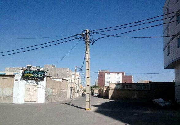ماجرای تیر برق حادثهساز در زنجان چیست؟