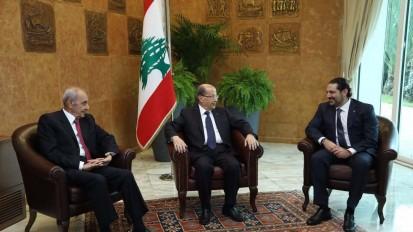 حریری:استعفایم را بهتاخیر انداختم/امیدوارم مذاکرات بهنتیجه برسد/لبنان باید بیطرف باشد
