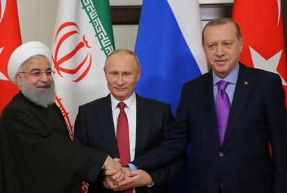 پایان نشست سوچی/توافق ایران، روسیه و ترکیه درباره بحران سوریه+جزئیات