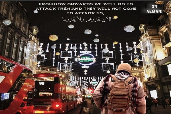 داعش: روز کریسمس را به جهنم تبدیل می کنیم