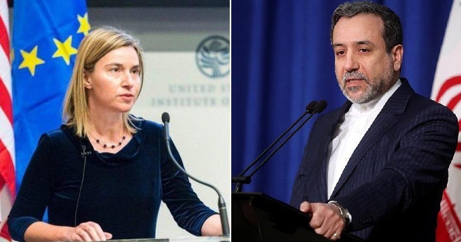 رازی که موگرینی درباره توافق هستهای فاش کرد+واکنش عراقچی